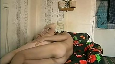 Mature Russian Amateur Couple Gets Homemade Bang