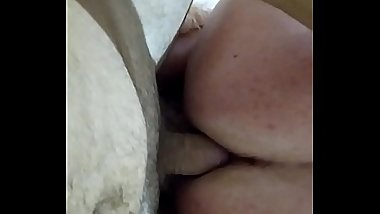 Russian bbw mature mom anal