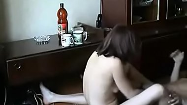 Russian mature couple on web cam prt2 on BOOBSMILFCAM.com