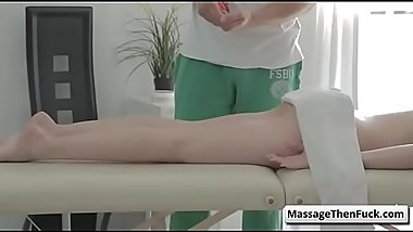 Russian Girl Takes A Licking with Kortny free clip-01 from Fantasy Massage