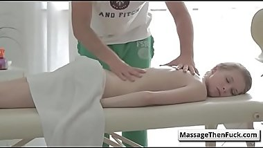 Fantasy Massage - Russian Girl Takes A Licking with Kortny free clip-01